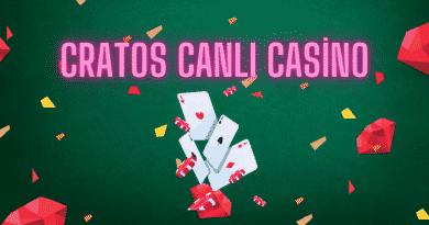 Cratos Canlı Casino